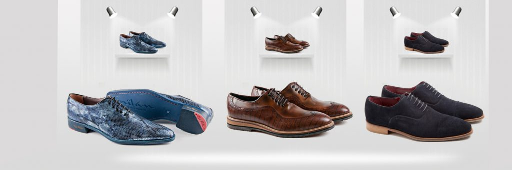 Handmade mens leather shoes