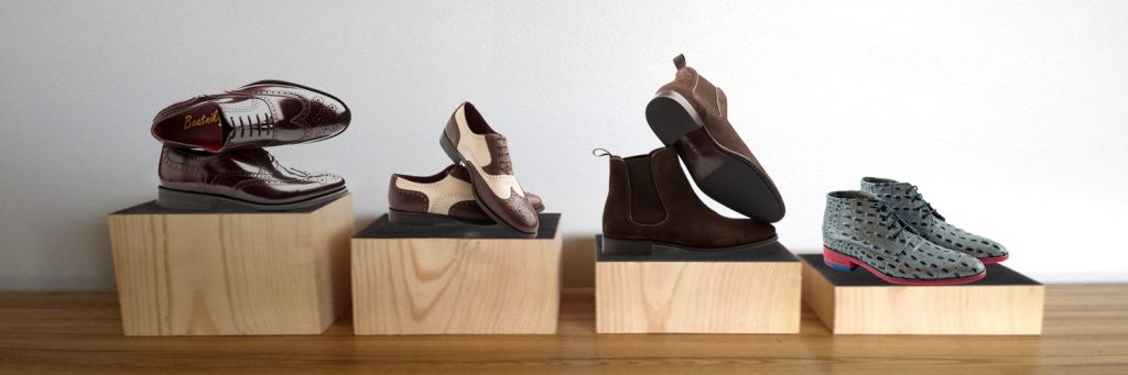 Handmade leather shoes in Ireland